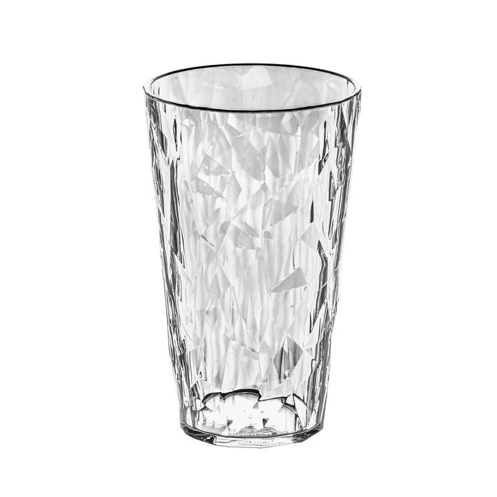 Crystal Glas von Koziol 0.4. aus Kunststoff