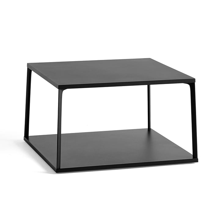 Der Hay - Eiffel Coffee Table, 65 x 65 cm, schwarz