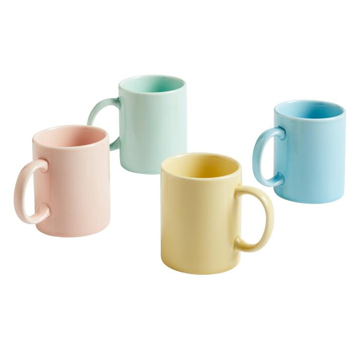Die Hay - Rainbow Tasse in verschiedenen Pastell-Farben