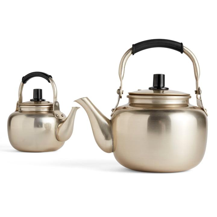 Die Hay - Teekanne mit M 1 l und L 2 l Fassungsvermögen