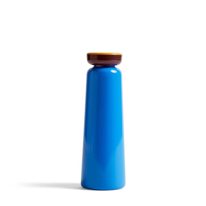 Sowden Bottle Isolierflasche 0,35 l von Hay in Blau