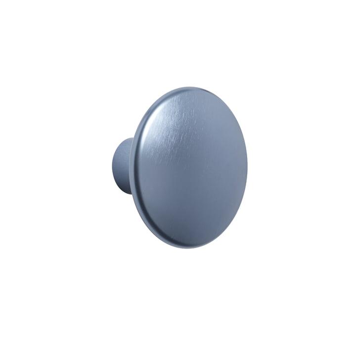 Kleiner Dots Wandhaken von Muuto in Pale blue
