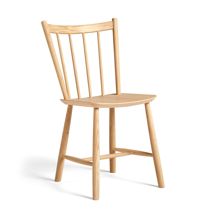 Der Hay - J41 Chair in Eiche matt lackiert