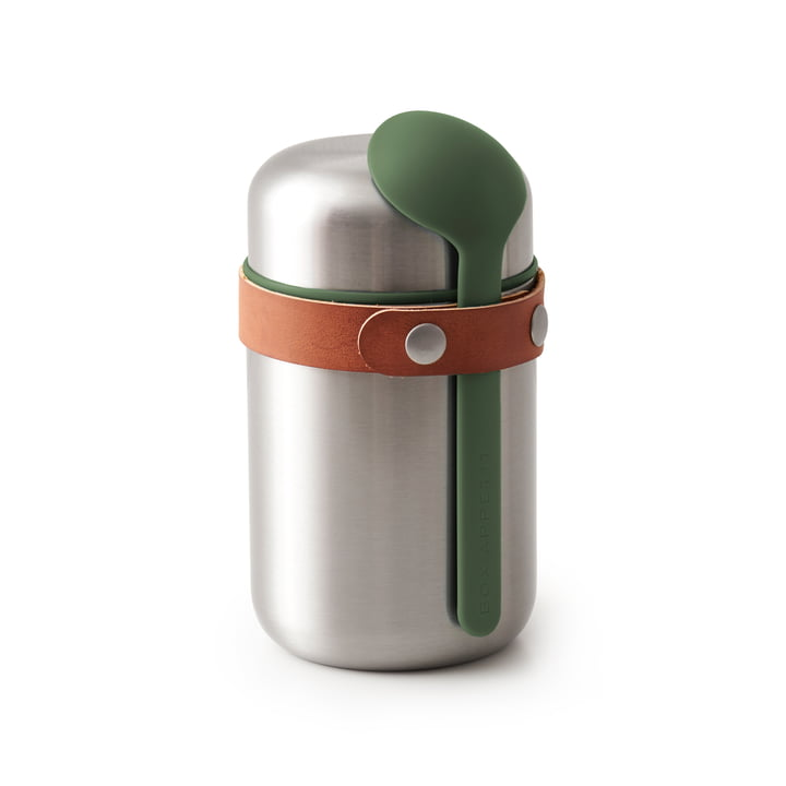 Der Black + Blum - Food Flask Thermobehälter in olive