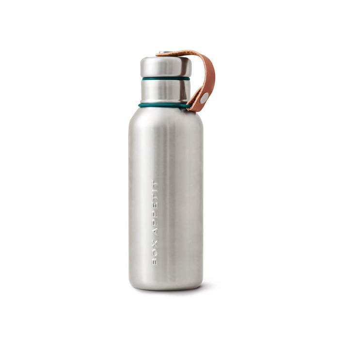Die Black + Blum - Edelstahl Insulated Water Bottle, 0.5 l, ocean