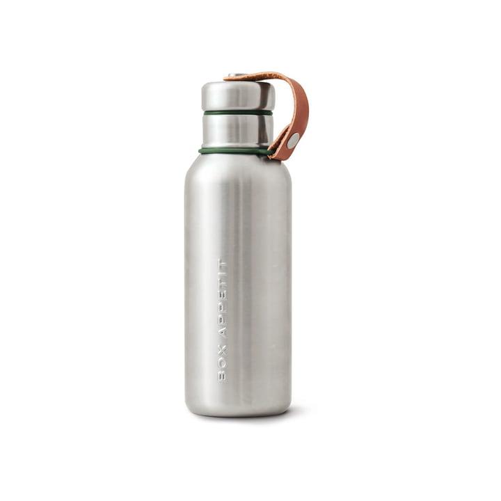 Die Black + Blum - Edelstahl Insulated Water Bottle, 0.5 l, olive