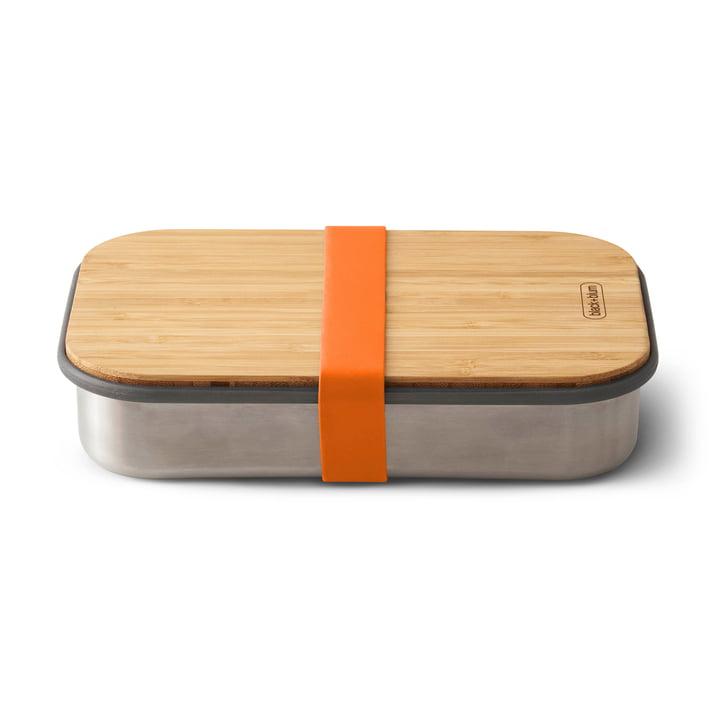 Edelstahl Sandwich Box von Black + Blum in Orange