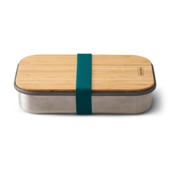 Edelstahl Sandwich Box von Black + Blum in Ocean