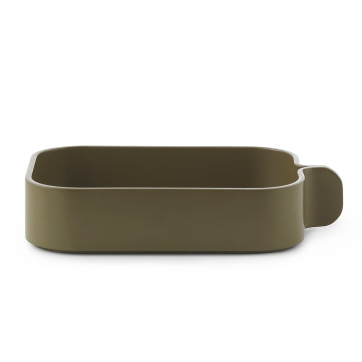 Bent Box von Normann Copenhagen in elm green