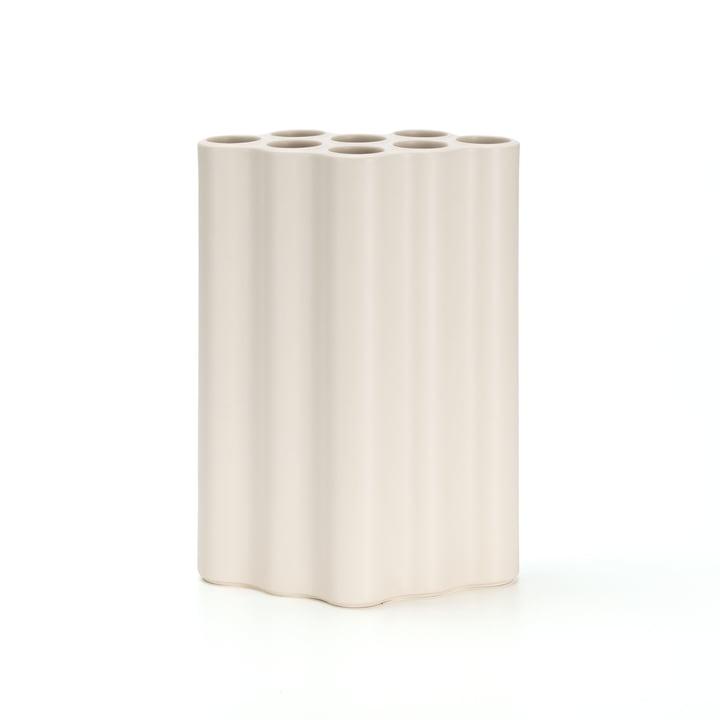 Die Vitra - Nuage céramique Vase, L in weiß