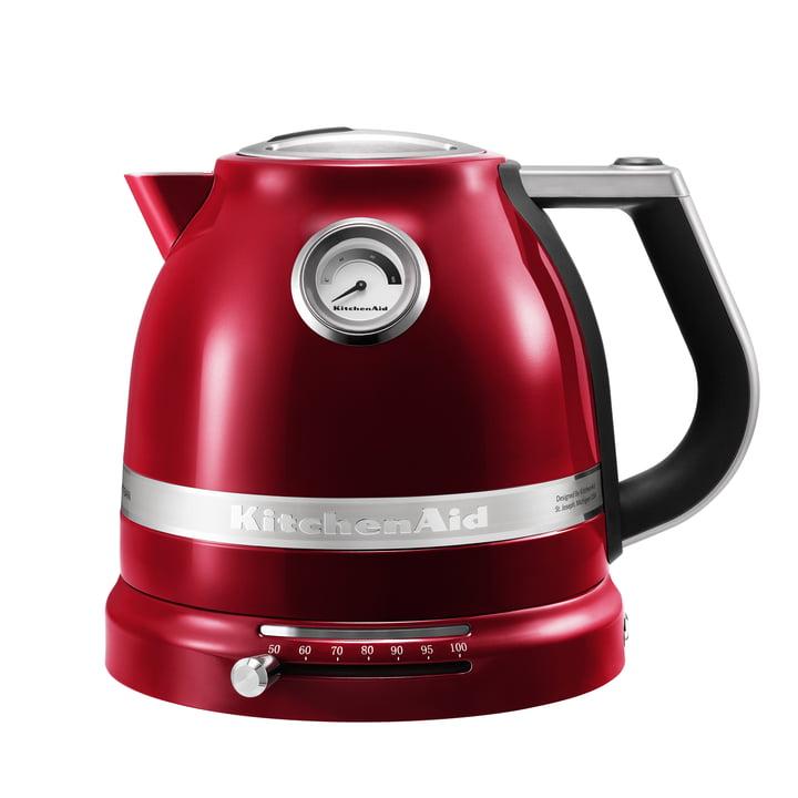 Der KitchenAid - Artisan Wasserkocher 1.5 l in liebesapfelrot