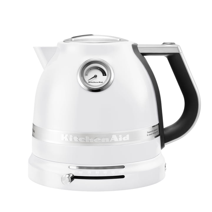 Der KitchenAid - Artisan Wasserkocher 1.5 l in frosted pearl