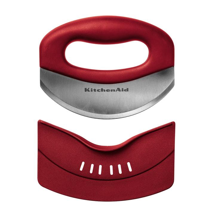 Das KitchenAid - Professional Wiegemesser in rot