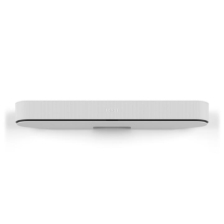 Sonos - Beam Smart Speaker mit Wandhalterung, weiß