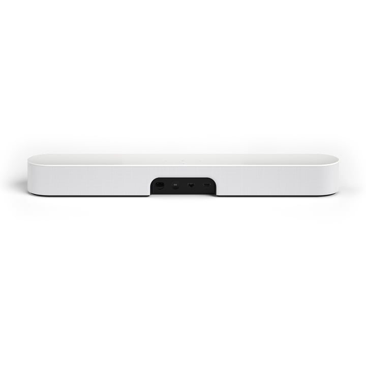 Sonos - Beam Smart Speaker, weiß