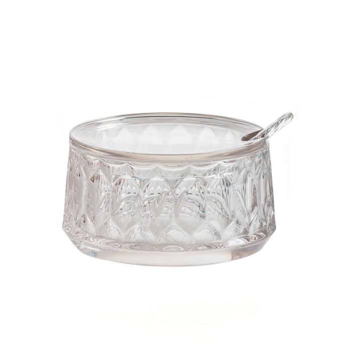 Die Kartell - Jellies Zuckerdose in glasklar