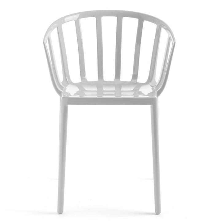 Der Kartell - Venice Stuhl in weiß