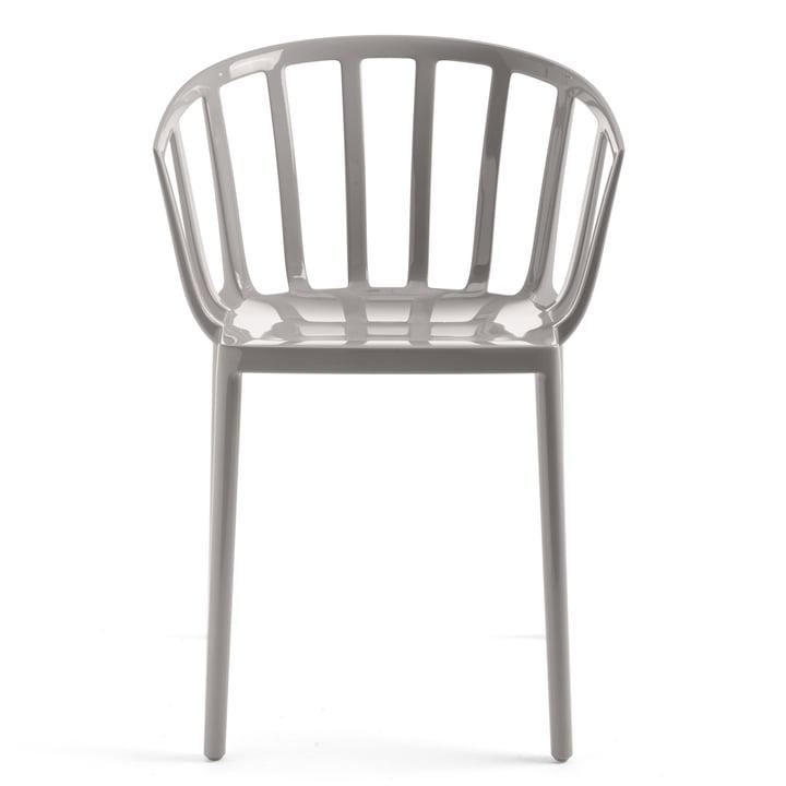 Der Kartell - Venice Stuhl in grau