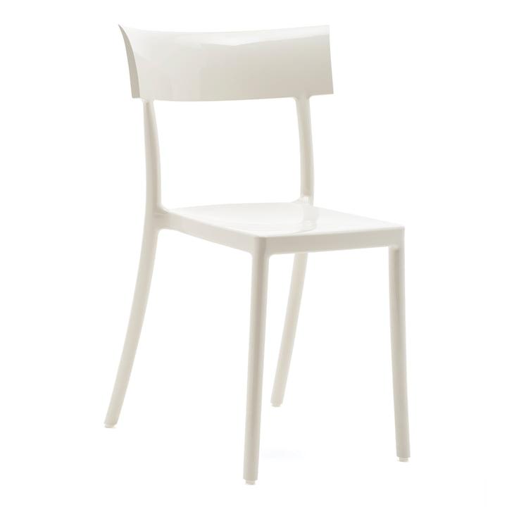 Der Kartell - Catwalk Stuhl in weiß