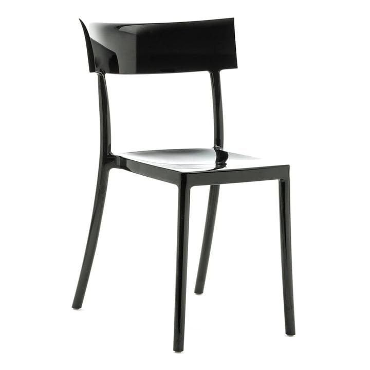 Der Kartell - Catwalk Stuhl in schwarz