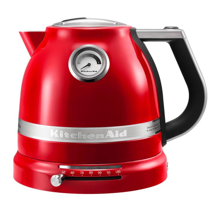 KitchenAid - Artisan Wasserkocher 1.5 l, empire rot
