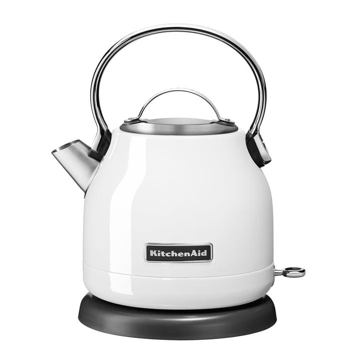 KitchenAid - Wasserkocher 1,25 l (5KEK1222), weiß