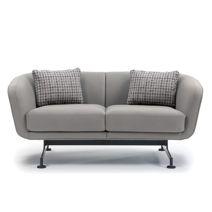 Das Kartell - Betty Boop 2-Sitzer Sofa in grau