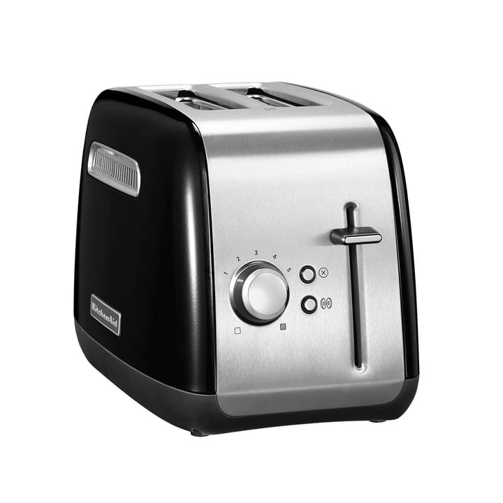 KitchenAid - Toaster Classic 5KMT2115, 2 Scheiben, onyx schwarz