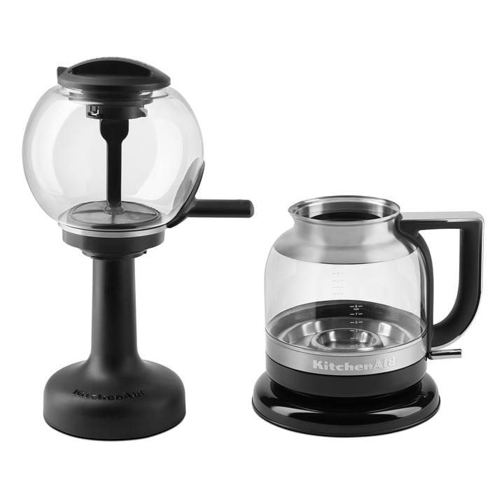 KitchenAid - Artisan Siphon-Kaffeebrüher, onyx schwarz