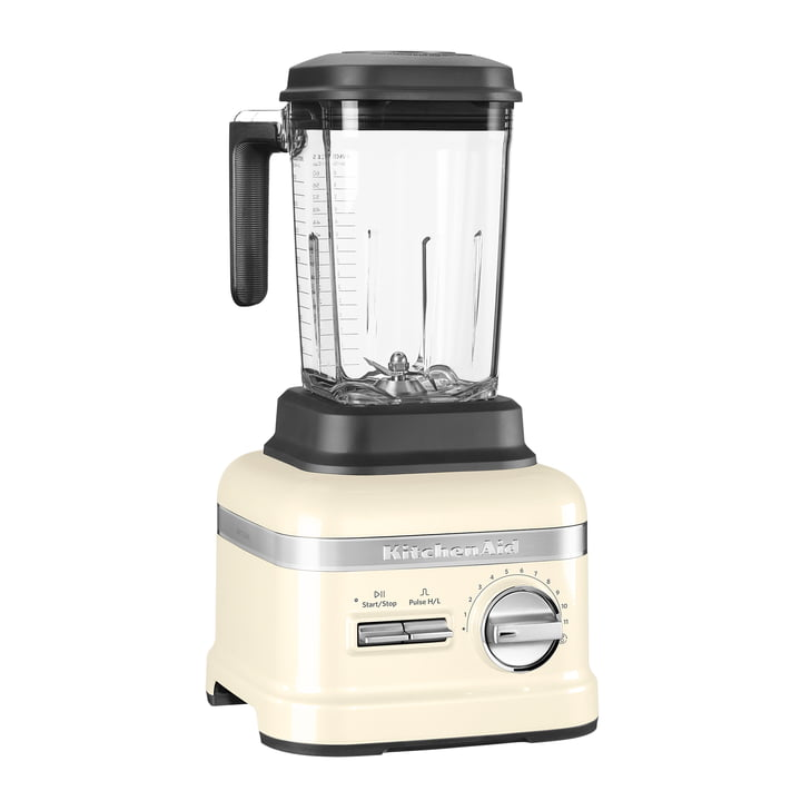KitchenAid - Artisan Power Standmixer, crème