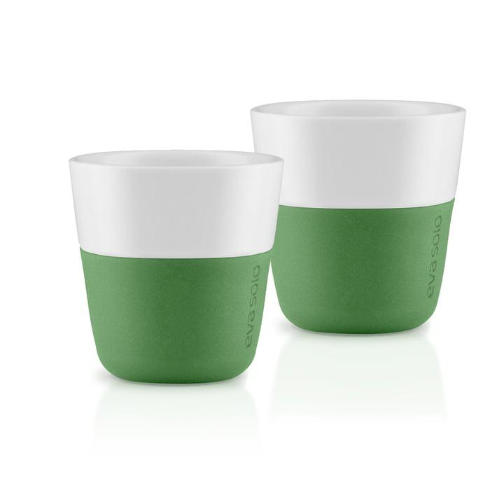 Espresso-Becher (2er-Set) von Eva Solo in botanic green