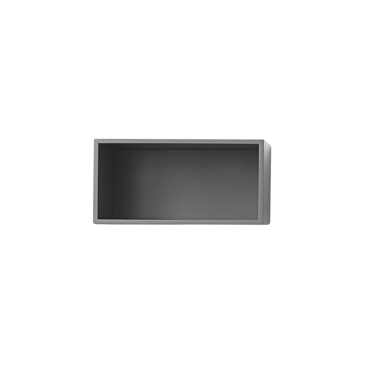 Muuto - Mini Stacked Regalmodul 2.0, small / grau