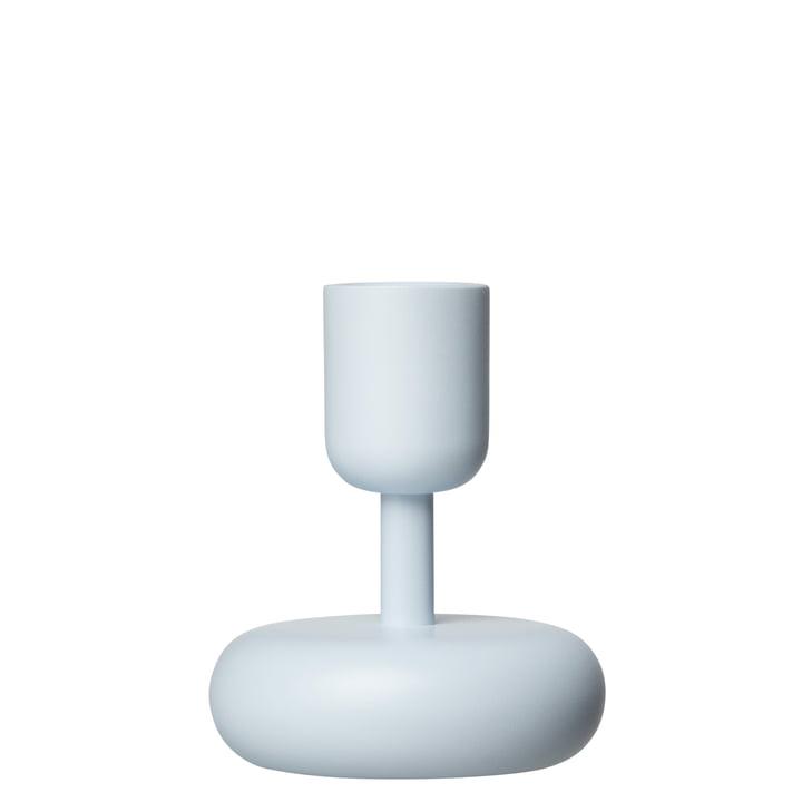 Der Iittala - Nappula Kerzenständer 107 mm, aqua