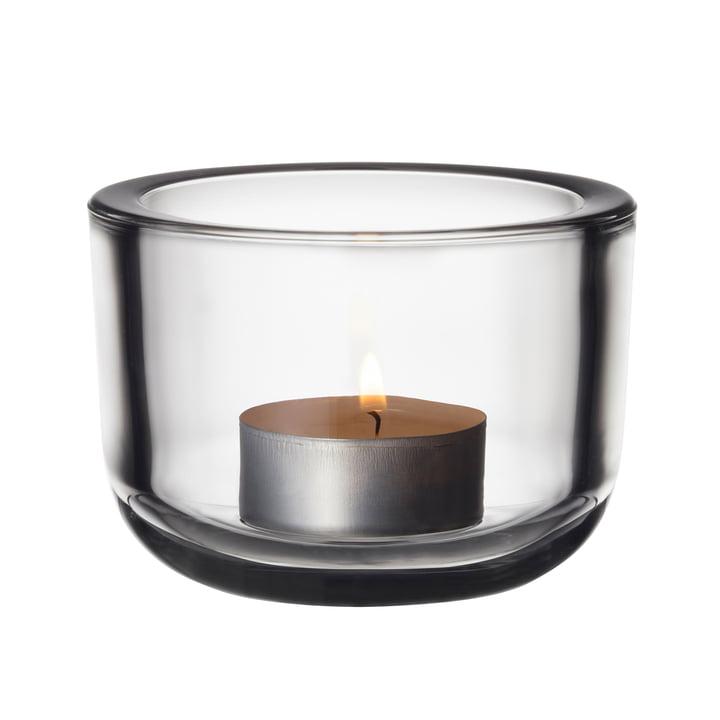 Der Iittala - Valkea Teelichthalter 60 mm, klar