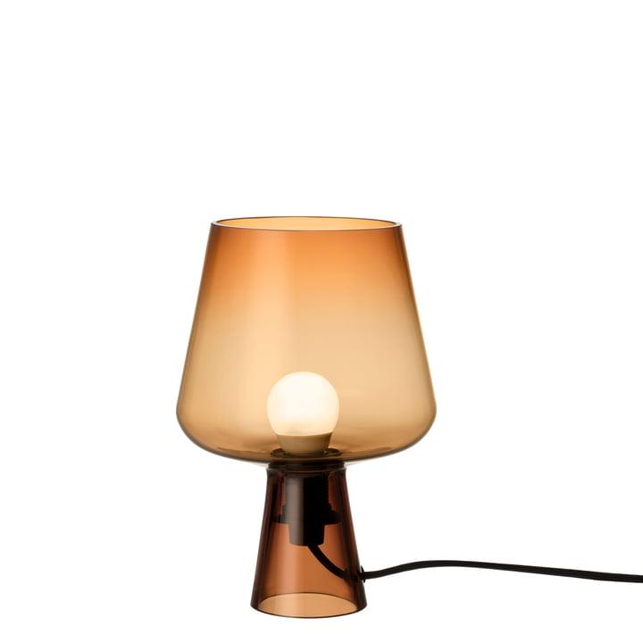 Die Iittala - Leimu Leuchte, Ø 16,5 x H 24 cm, kupfer