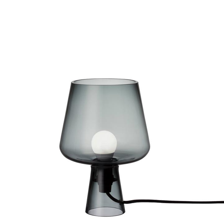Die Iittala - Leimu Leuchte, Ø 16,5 x H 24 cm, grau