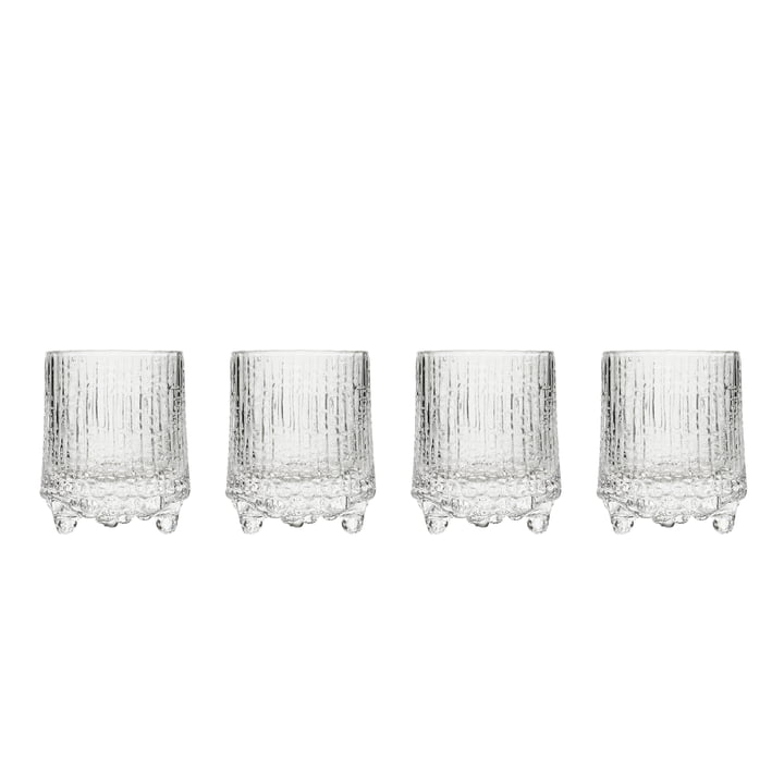 Ultima Thule Schnapsglas 5 cl (4er-Set) von Iittala