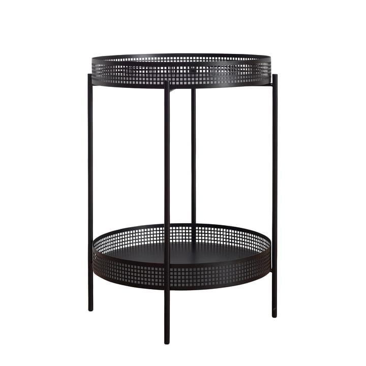 Der OK Design - Ami Beistelltisch, Ø 40 x H 59,5 cm, schwarz