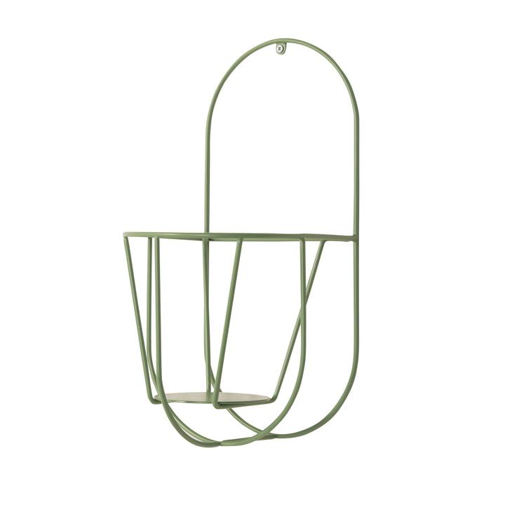 Der OK Design - Cibele Wand-Blumentopfhalter Large in sea green