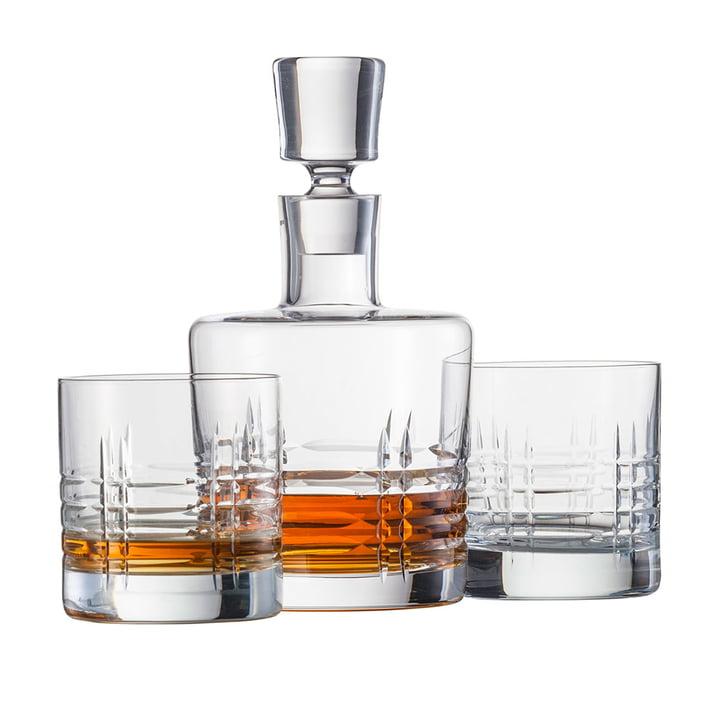 Basic Bar Classic Whisky-Set (2 Gläser + Karaffe) von Schott Zwiesel