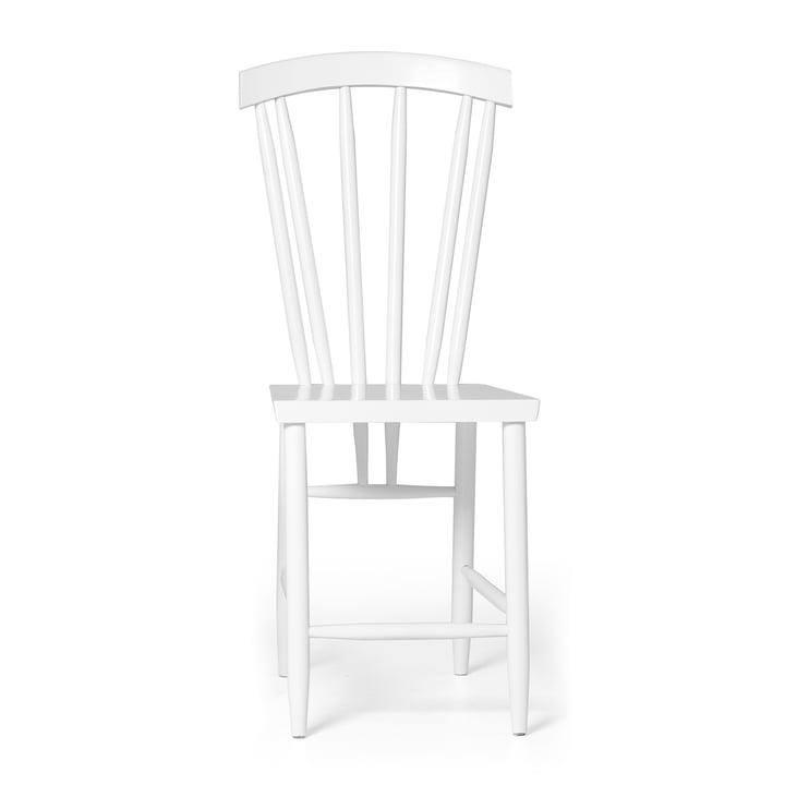 Der Design House Stockholm - Family Chair No. 3 in weiß
