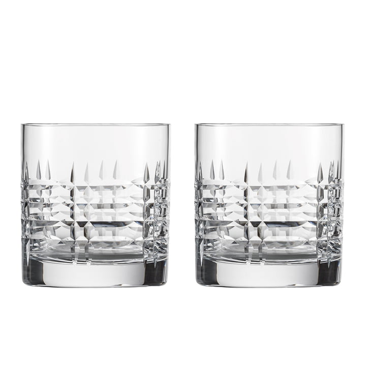 Schott Zwiesel - Double Old Fashioned, Whisky Glas (2 Stck. Geschenk-Set)