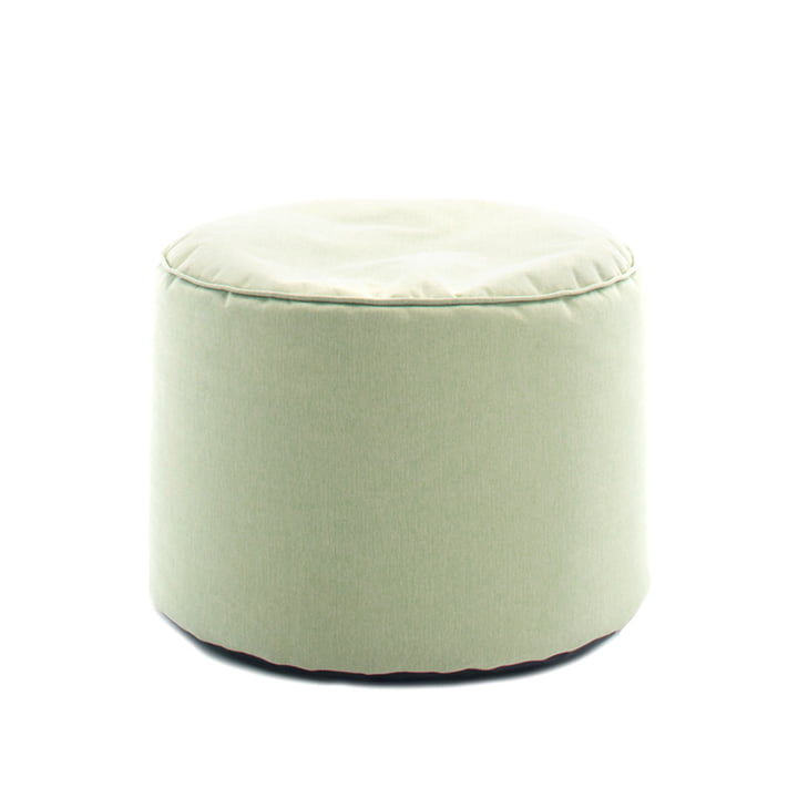 Sitting Bull - Chill Seat Hocker Outdoor, soft green
