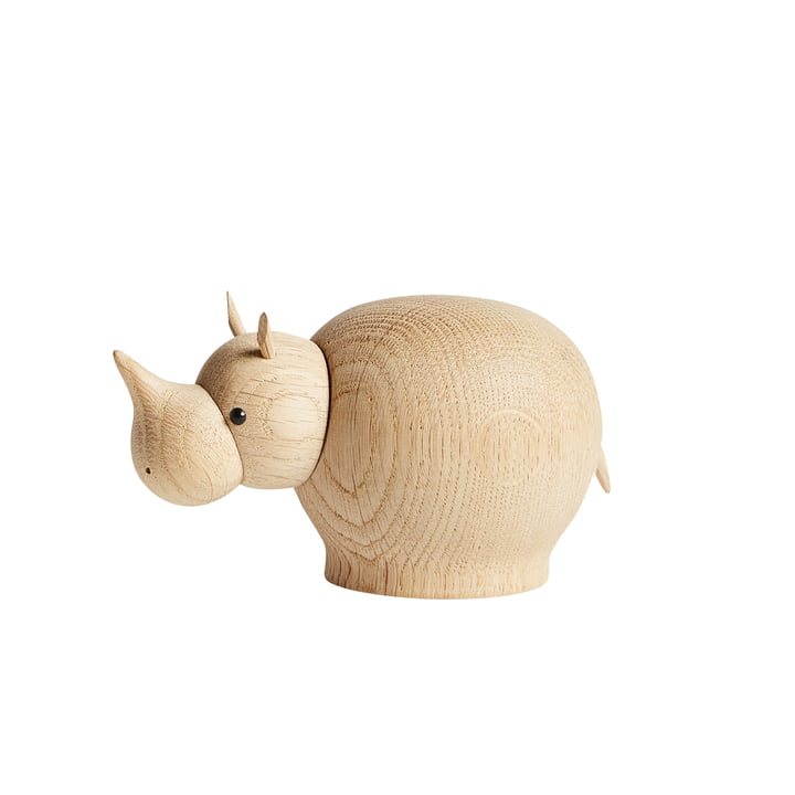 Woud - Rina Nashorn, Eiche matt lackiert / small