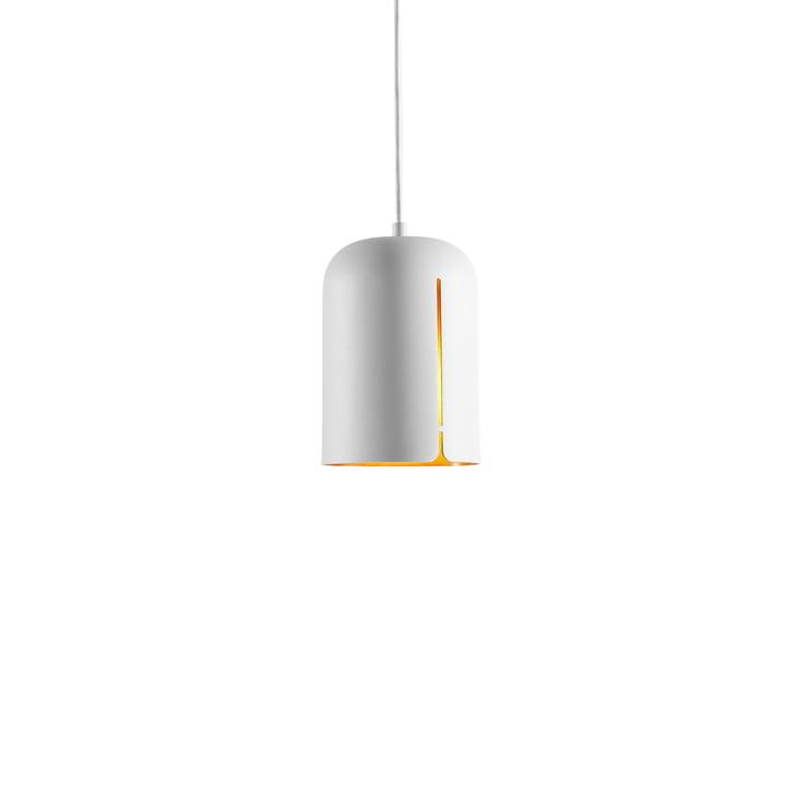 Woud - Gap Pendelleuchte, short / weiß