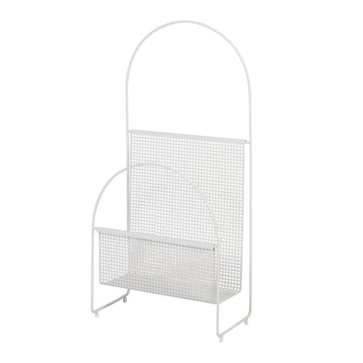 Nouvelle Magazinhalter von OK Design in weiß