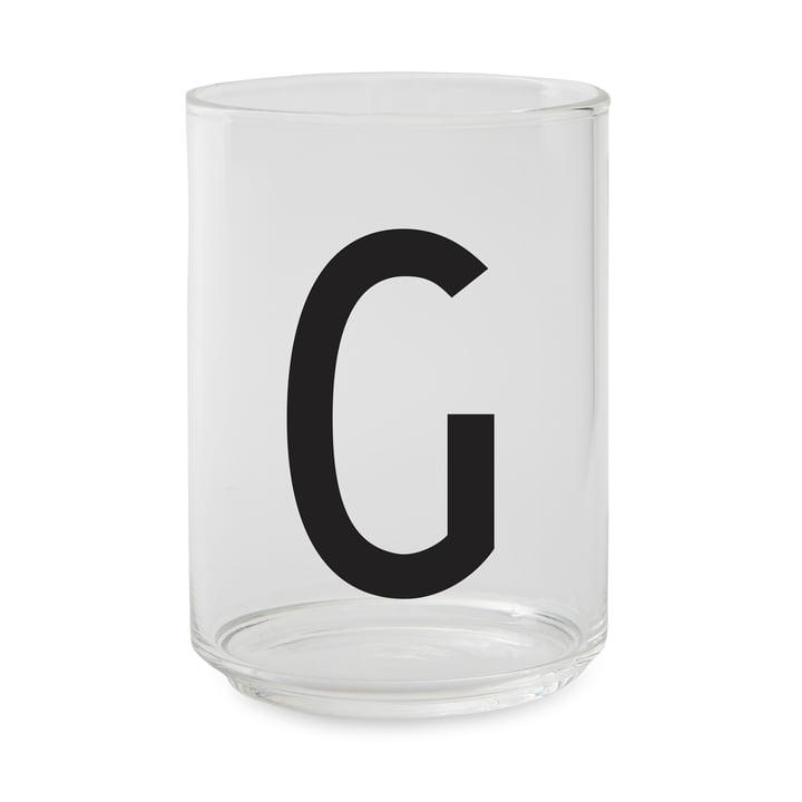 Design Letters - AJ Trinkglas