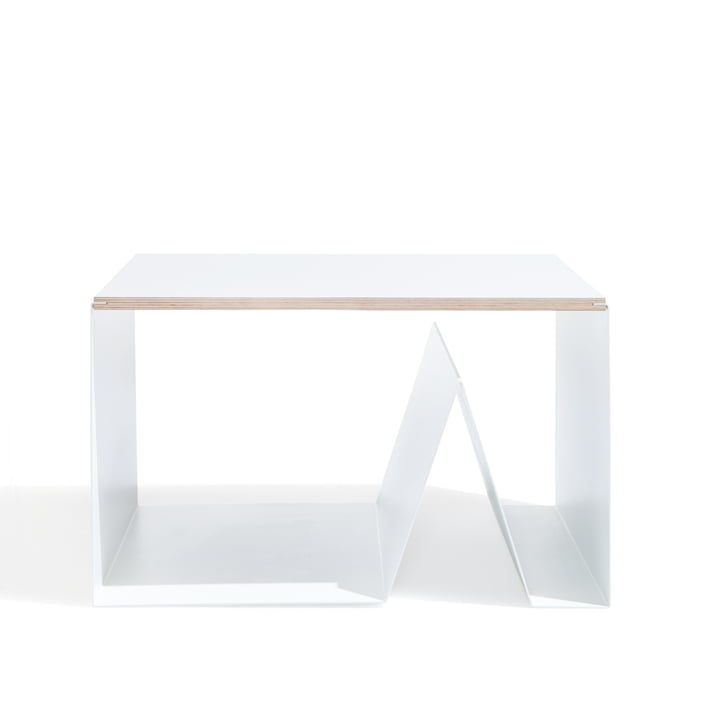 Müller Möbelwerkstätten - Pulse Beistelltisch, weiß