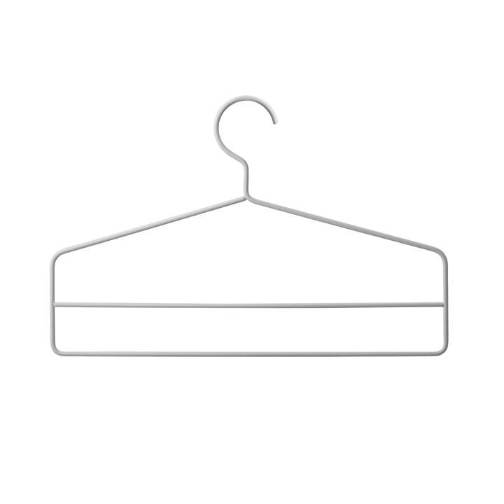 String - Kleiderbügel, grau (4er-Set)