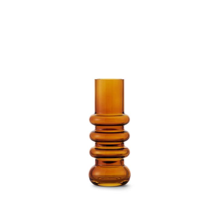 Tivoli - Balloon Vase small, H 19 x Ø 7 cm, caramel